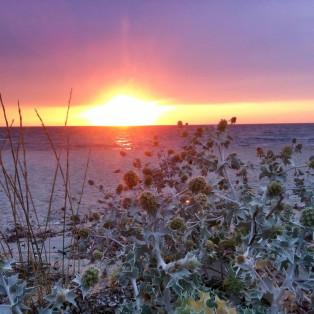 Sunset Halkidiki