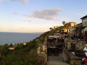 Traditional village of Afytos