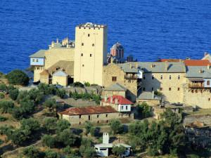 Mount Athos Halkidiki Greece