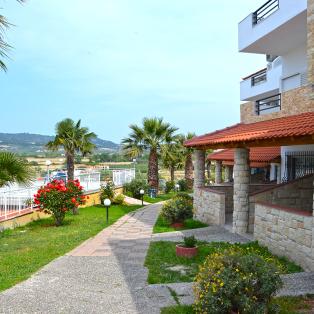 Akropolis Hotel, Fourka Chalkidiki