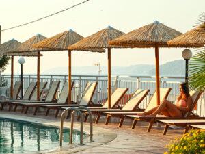 Akropolis Hotel Fourka Halkidiki