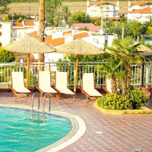 Ξενοδοχείο Ακρόπολις Φούρκα Χαλκιδική