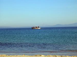Fishing boat Kassandra Halkidiki
