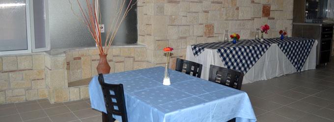 Akropolis Hotel Restaurant