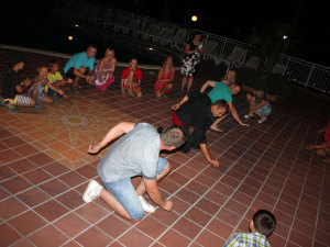 Greel night | Akropolis Hotel Fourka Halkidiki