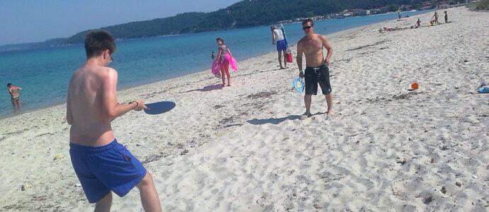 beach-tennis Hotel Akropolis
