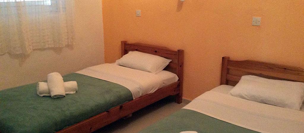 Τετράκλινα 2 δωματίων